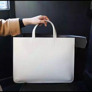 Minimalist Elegant Lady Laptop/Briefcase bag